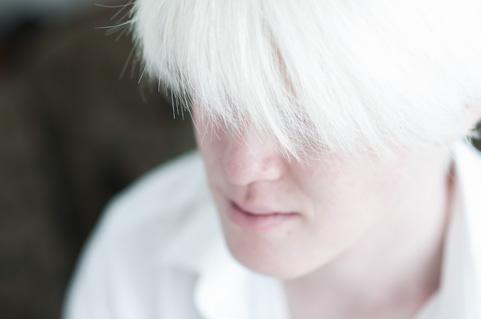 イケメン中年白髪