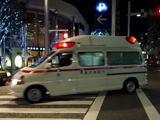熱中症 救急車
