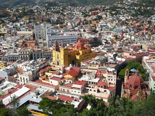 メキシコの都市
