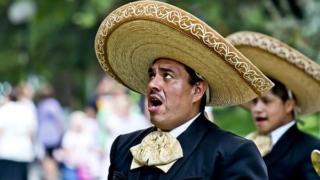 音痴メキシコ人